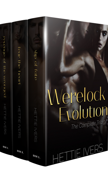 Werelock Evolution: The Complete Trilogy